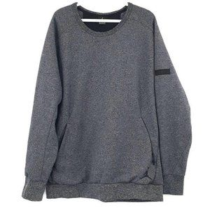 Nike Air Jordan Icon Fleece Crewneck Sweatshirt